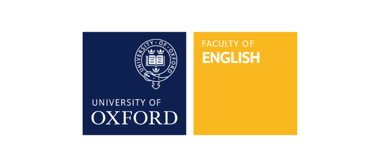 Oxford and English faculty logo
