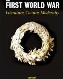 the first world war literature culture modernity
