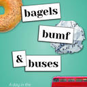 bagels bumf and buses book cover