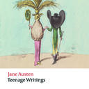 jane austen's teenage writings book cover