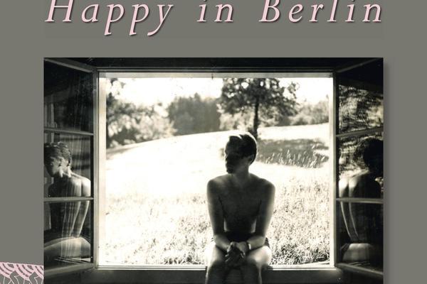 Happy in Berlin exhibition poster