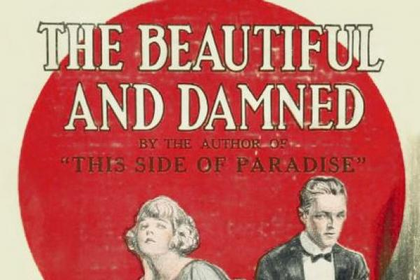 Book cover of The Beautiful and Damned