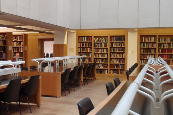 English Faculty Library