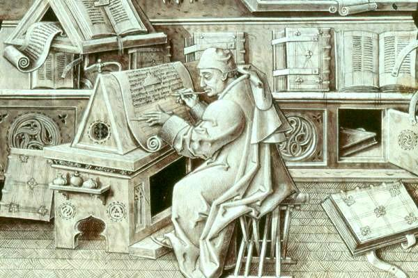 Late Medieval English Scribes