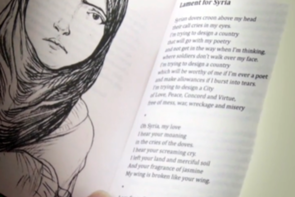Poem Lament for Syria written by an Oxford Spires student