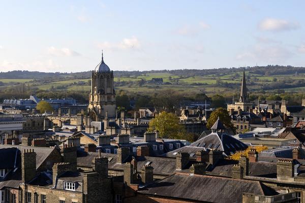 Image of Oxford skyline