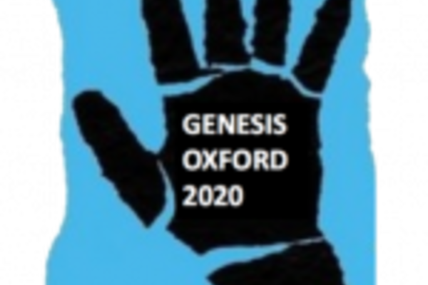 Genesis Oxford promotional poster