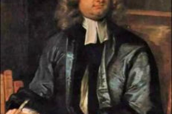 Jonathan Swift portrait