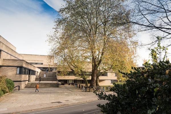 English faculty building
