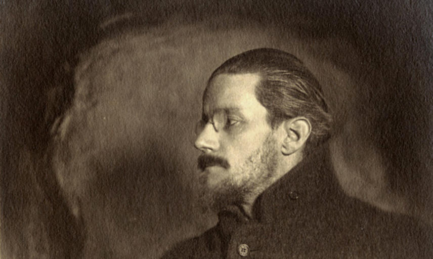 Photograph of James Joyce