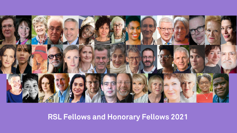Newly elected Fellows of the RSL