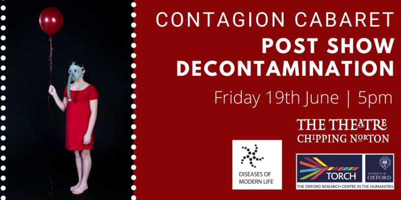 Contagion Cabaret poster