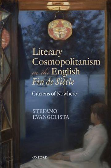 Literary Cosmopolitanism in the English Fin de Siecle book cover