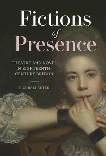 Fictions of Presence book cover