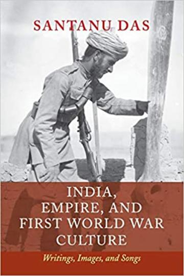 India, Empire, and First World War Culture book cover