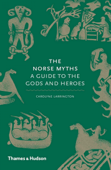 Norse Myths cover