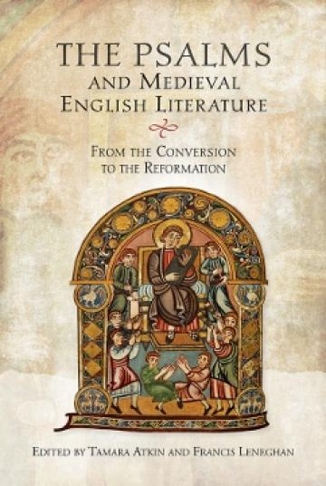 The Psalms and Medieval English Literature cover