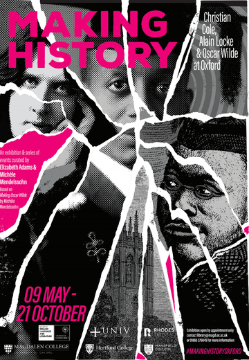 Making History Oxford poster