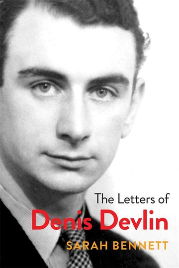 the letters of denis devlin book cover