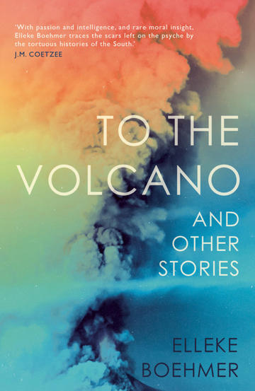 To the volcano book cover