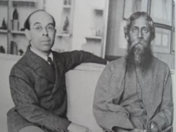 Rothenstein & Tagore