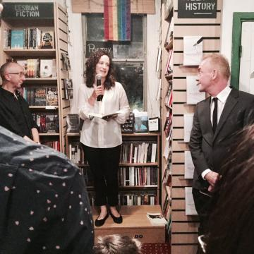 Mendelssohn book launch