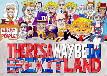 Image of 'brexitland' book
