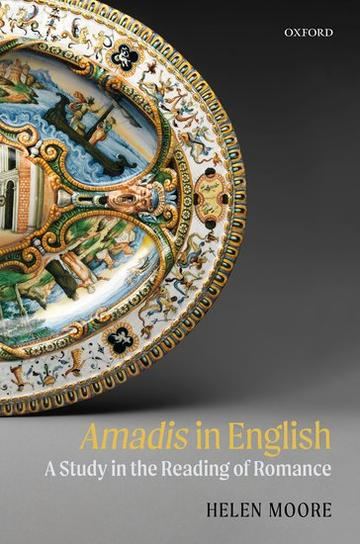 amadis in english book cover
