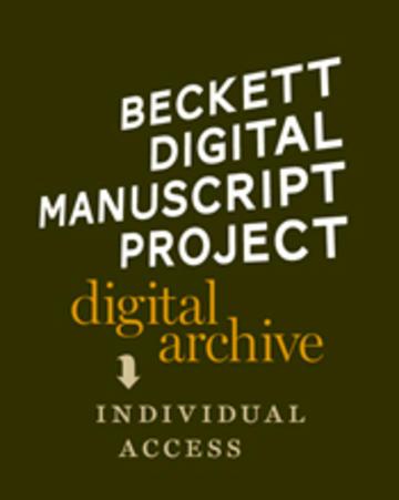 The Beckett Digital Manuscript Project series