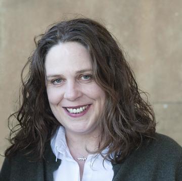 A photograph of Marina Mackay