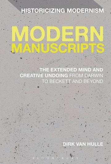 modern manuscripts book cover