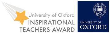 Oxford University Inspirational Teachers Award logo