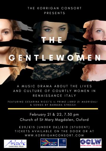 poster the gentlewomen