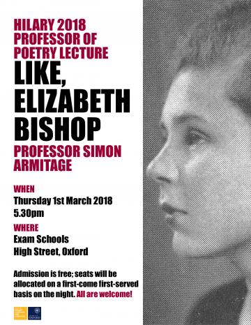 Like, Elizabeth Bishop