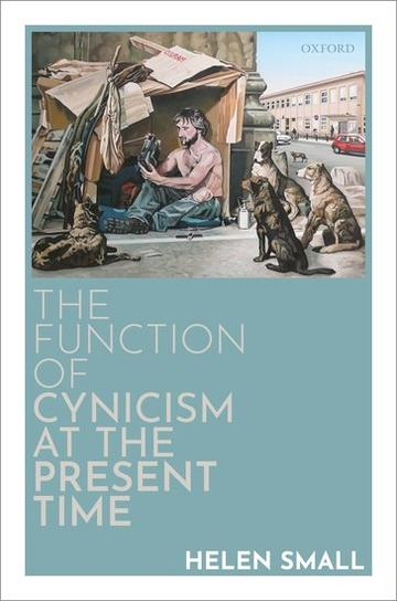 the function of cynicism at the present time book cover