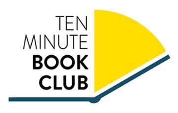 Ten Minute Book Club logo