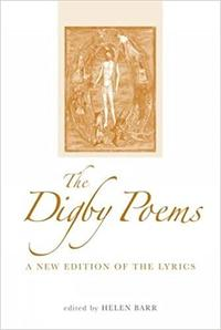 Cover of Digby Poems edited by Helen Barr
