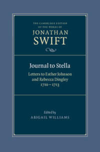 Cover of Jonathan Swift's Journey to Stella