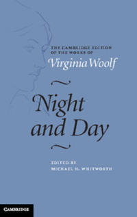 Cover of Virginia Woolf's Night and Day
