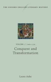 The Oxford English Literary History Vol. 1