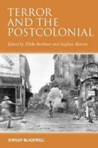 boehmer and morton final terror and the postcolonial book cover