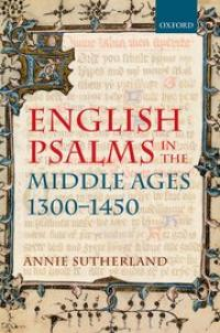 English Psalms in the Middle Ages
