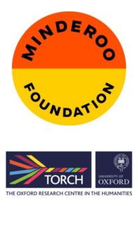 minderoo and torch logos