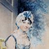 Painting of Maria Edgeworth by John Downman