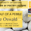 alice oswald event poster