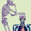 melancholy new anatomy exhibition poster