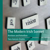 the modern irish sonnet book cover